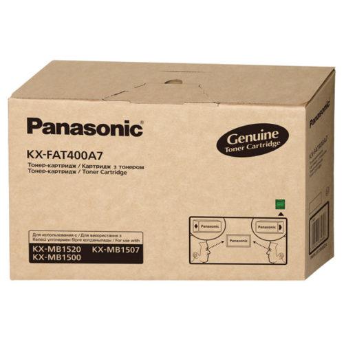 Картридж Panasonic KX-MB1500/1520 (O) KX-FAT400A7, 1,8К - картинка товара