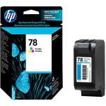 Картридж HP №78 DeskJet 9xxC/PhotoSmart 1xxx (О) C6578D Color (19мл) - картинка товара