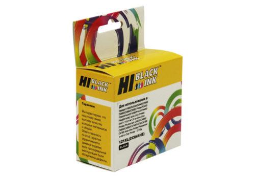 Картридж Hi-Black (HB-CC641HE) для HP DJ F4283/D2563, №121XL, Bk - картинка товара
