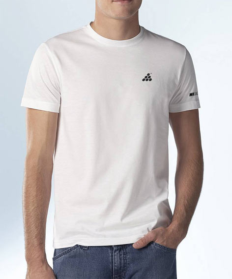 Футболка белая Hi-Black, мужская, 2XL (52) - картинка товара