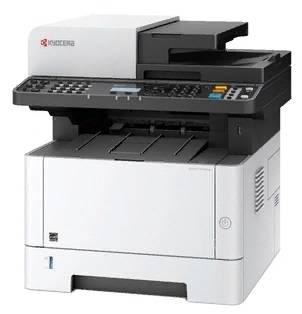 Лазерный копир-принтер-сканер-факс Kyocera M2540dn (А4, 40  ppm, 1200dpi, 512Mb, USB, Network, автоподатчик, тонер) только с двумя TK-1170 - картинка товара