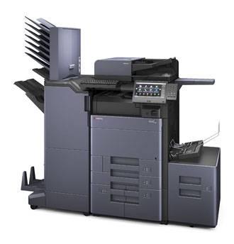 Лазерный копир-принтер-сканер Kyocera TASKalfa 5003i (A3,50/25 ppm A4/A3,4 Gb+8 Gb SDD+320 Gb HDD,Network,дуплекс, б/тонера и крышки) - картинка товара