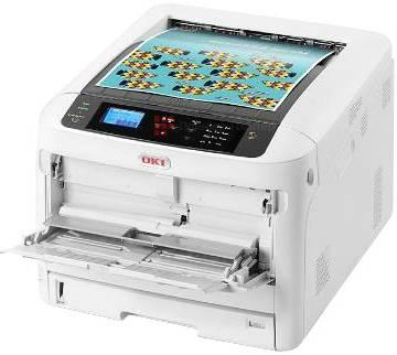 Принтер OKI C834DNW цветной светодиодный, А3, А4-36/36 ppm, A3-20/20 ppm, дуплекс - картинка товара