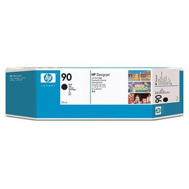 Картридж HP 90 струйный черный (775 мл) - картинка товара