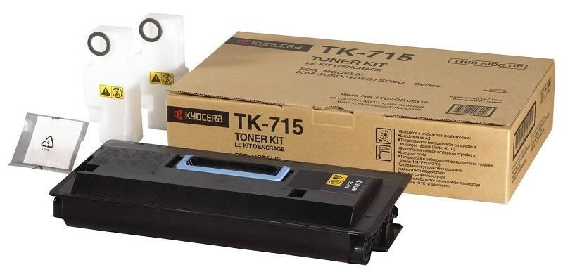 Тонер-картридж TK-715 34 000 стр. для KM-3050/4050/5050 - картинка товара